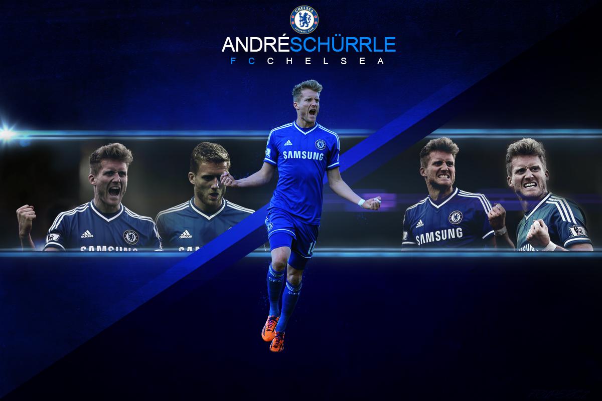 Andre Schurrle Football Wallpaper
