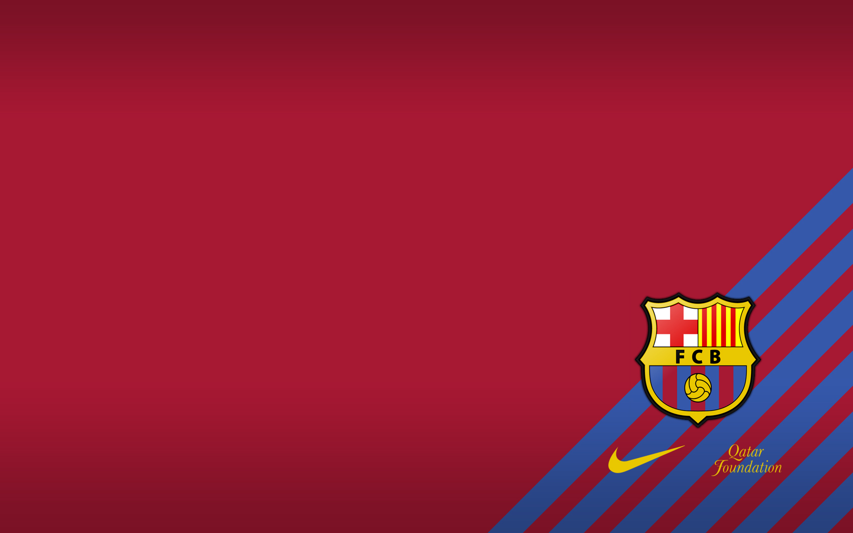 Barcelona FC Football Wallpaper