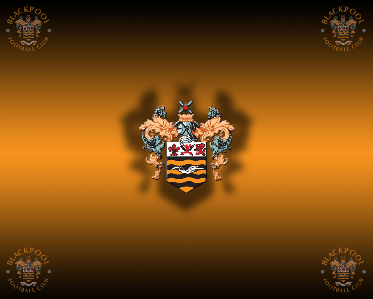 Blackpool Football Wallpaper