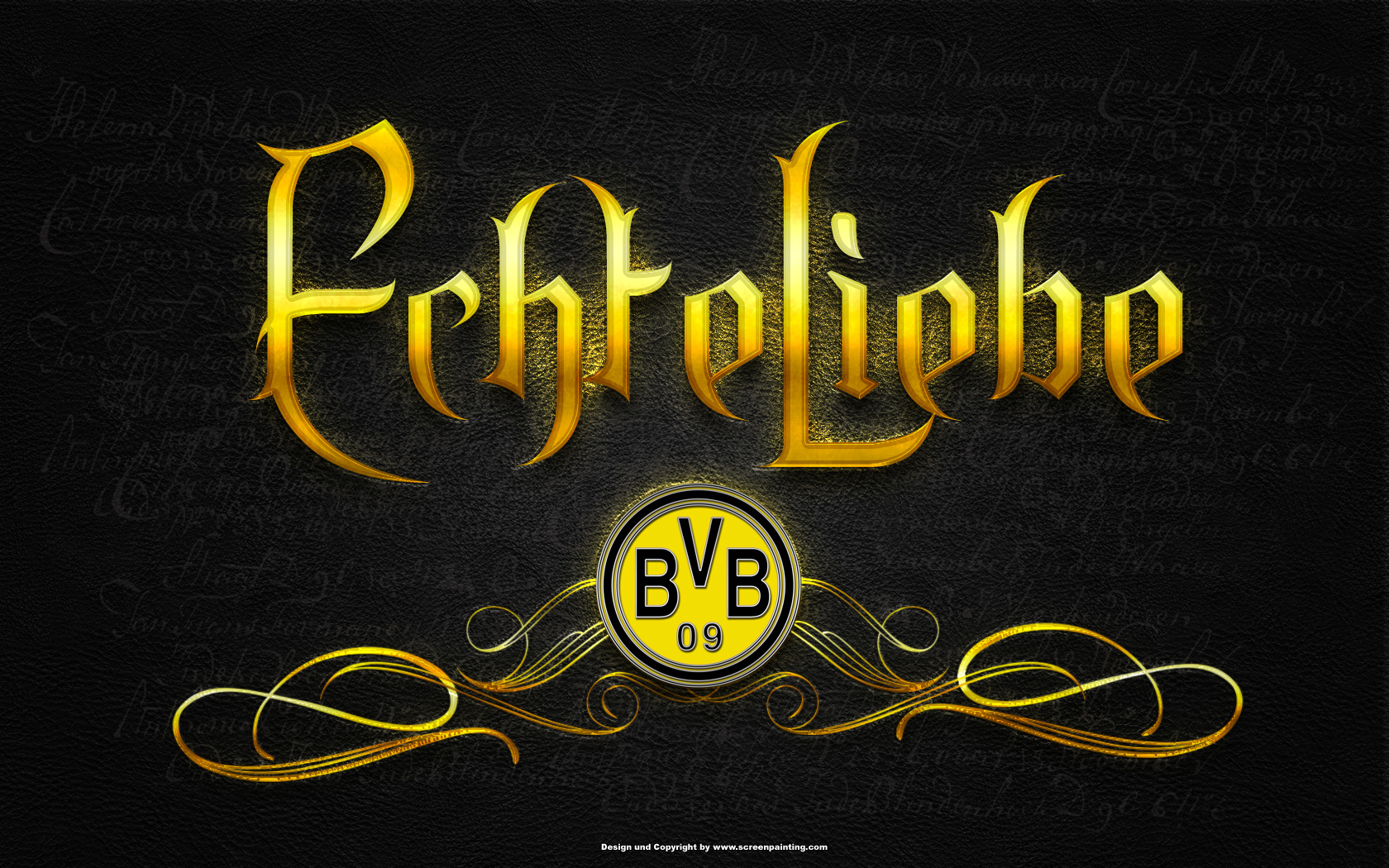 Borussia Dortmund Football Wallpaper