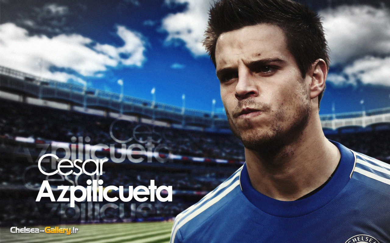 Cesar Azpilicueta Football Wallpaper