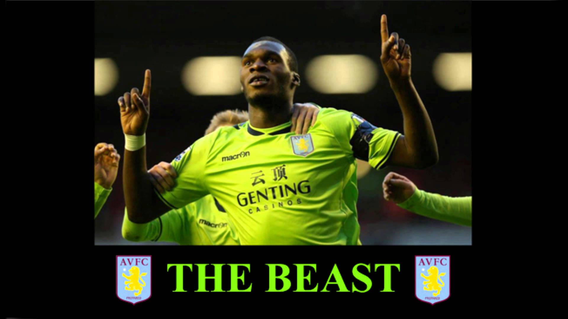 Christian Benteke  Wallpaper