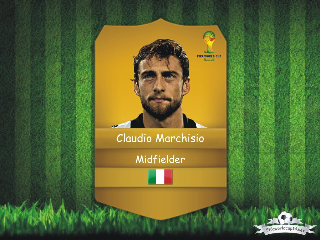 Claudio Marchisio  Wallpaper