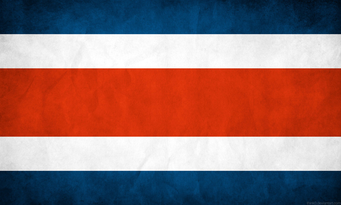 Costa Rica Football Wallpaper