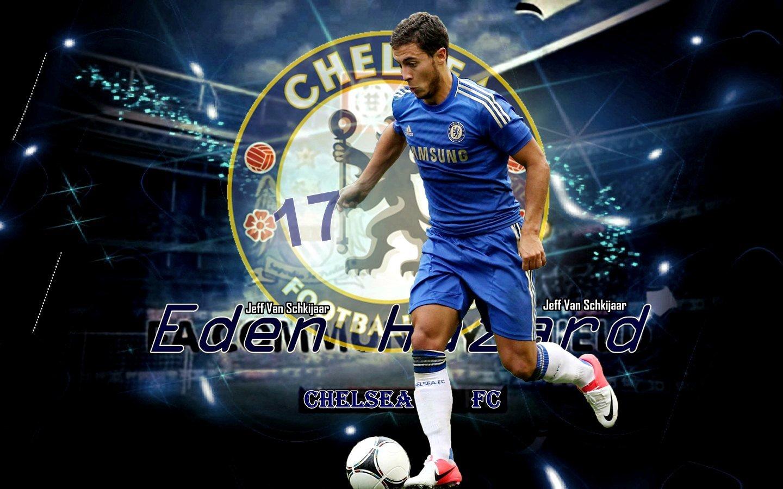 Eden Hazard Football Wallpaper