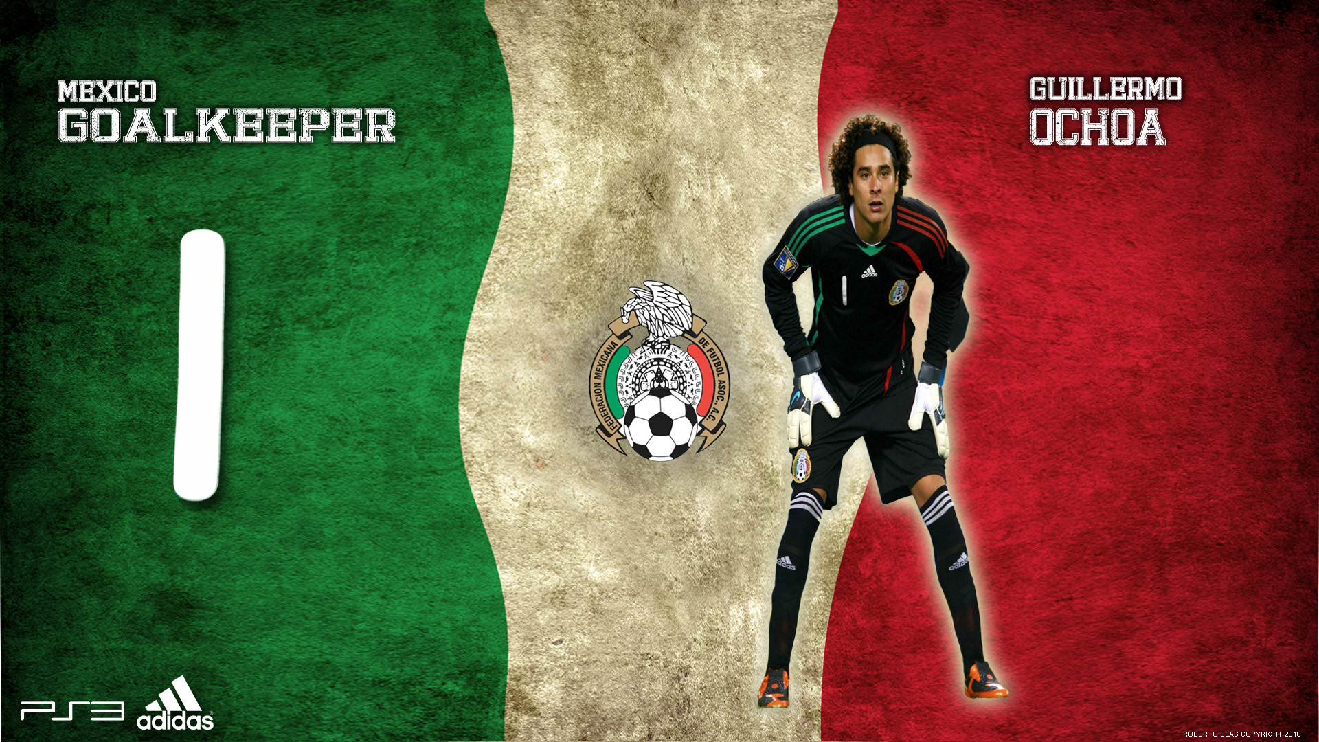 powerade wallpaper guillermo ochoa - photo #7