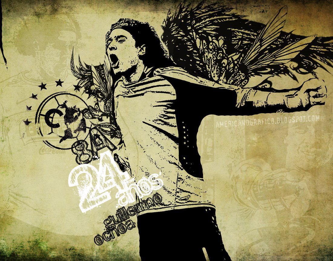 Guillermo ochoa football wallpaper backgrounds and picture - Guillermo ochoa wallpaper ...