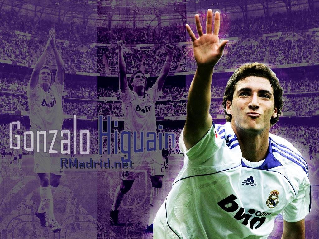 Gonzalo Higuain Football Wallpaper