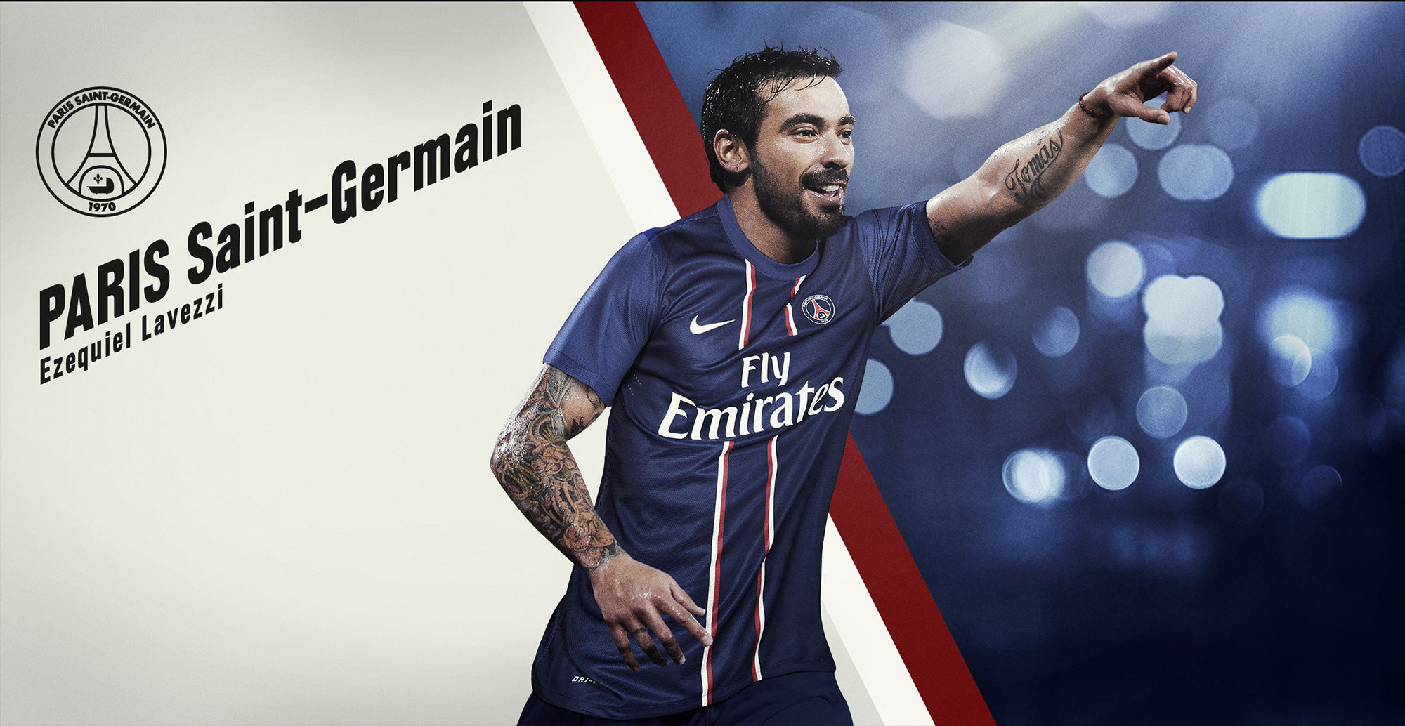 Ezequiel Lavezzi Football Wallpaper Backgrounds And Picture