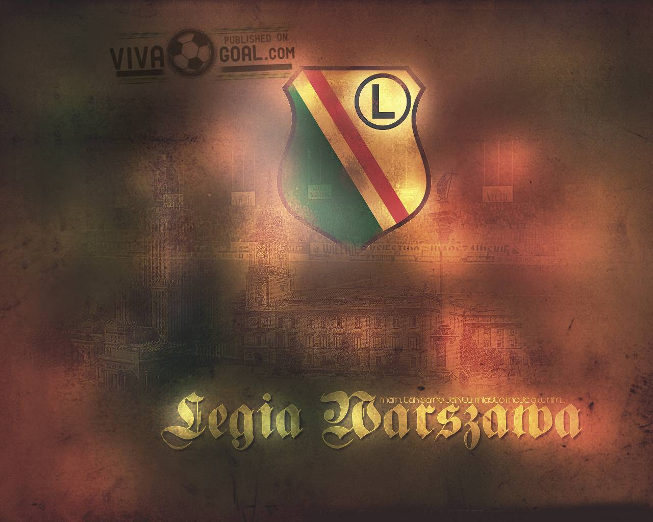 Legia Warsaw  Wallpaper