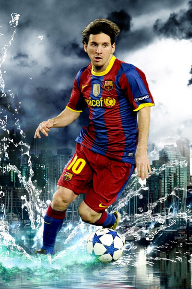 messi wallpaper mobile Lionel-Messi-Wallpap