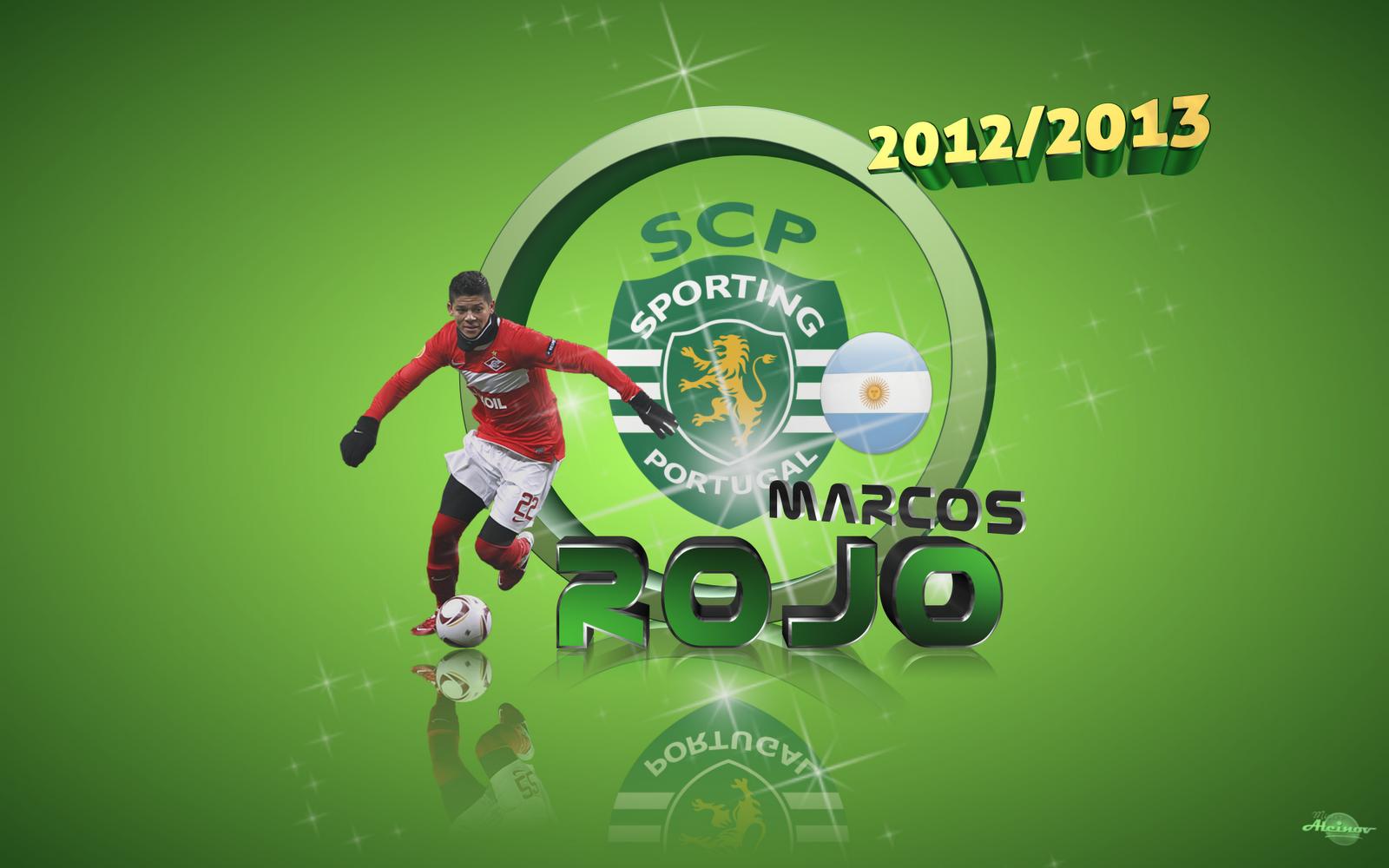 Marcos Rojo Football Wallpaper