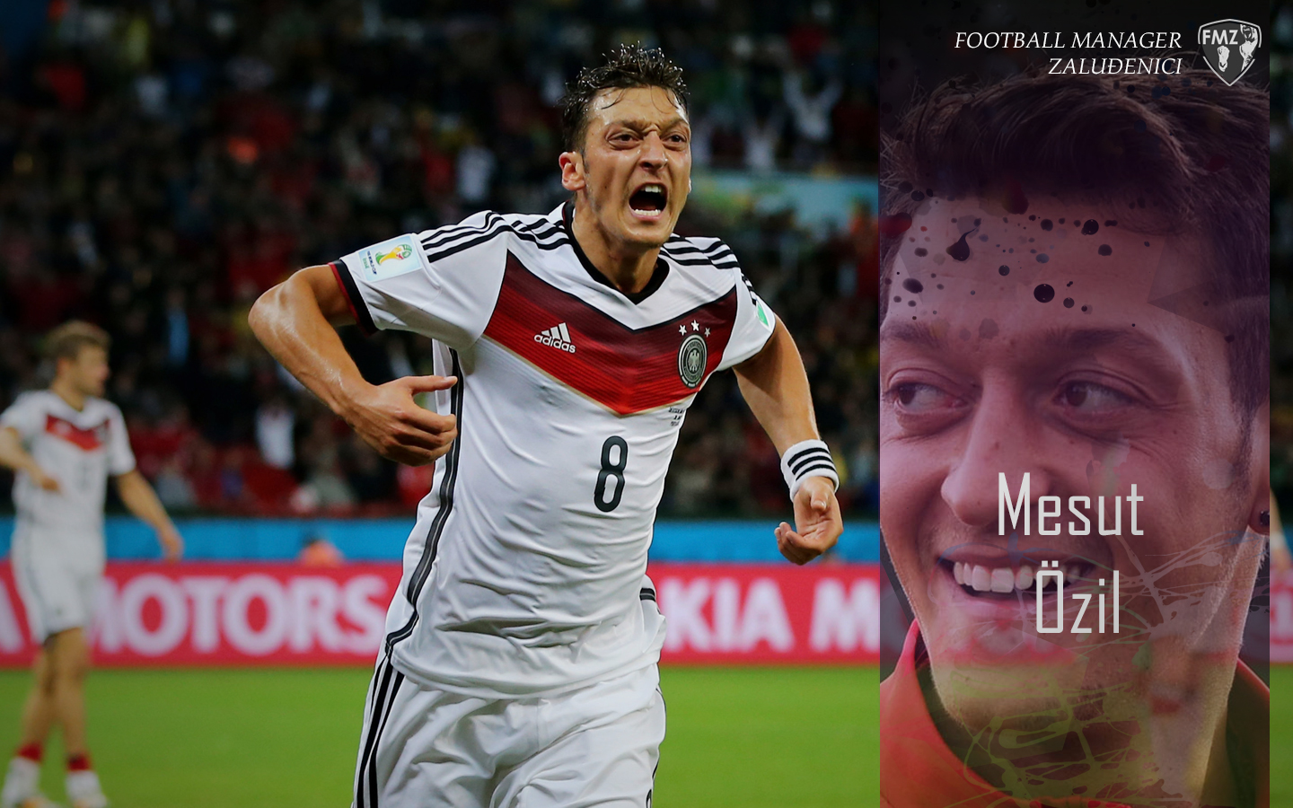 Mesut Ozil Football Wallpaper Backgrounds And Picture