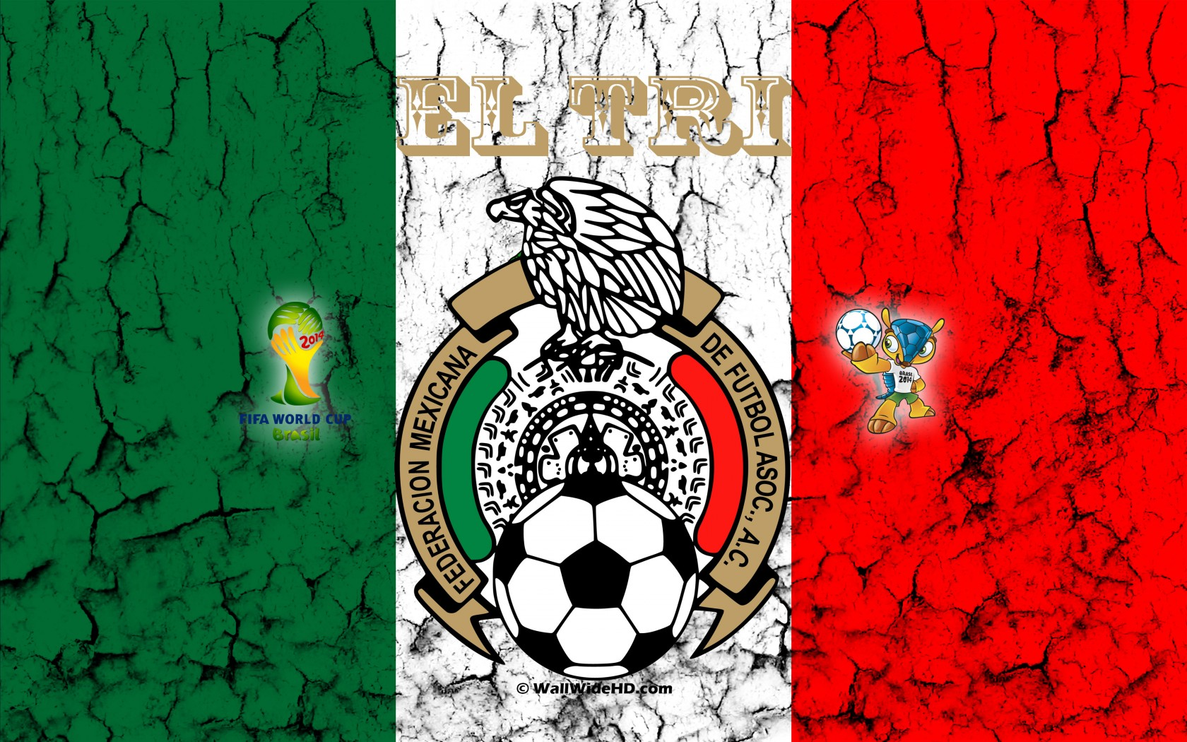 mexico football wallpaper