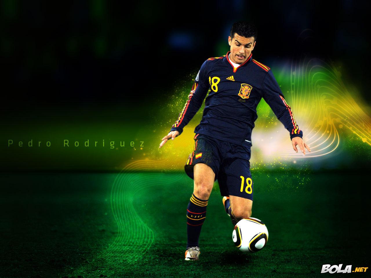 Pedro Football Wallpaper