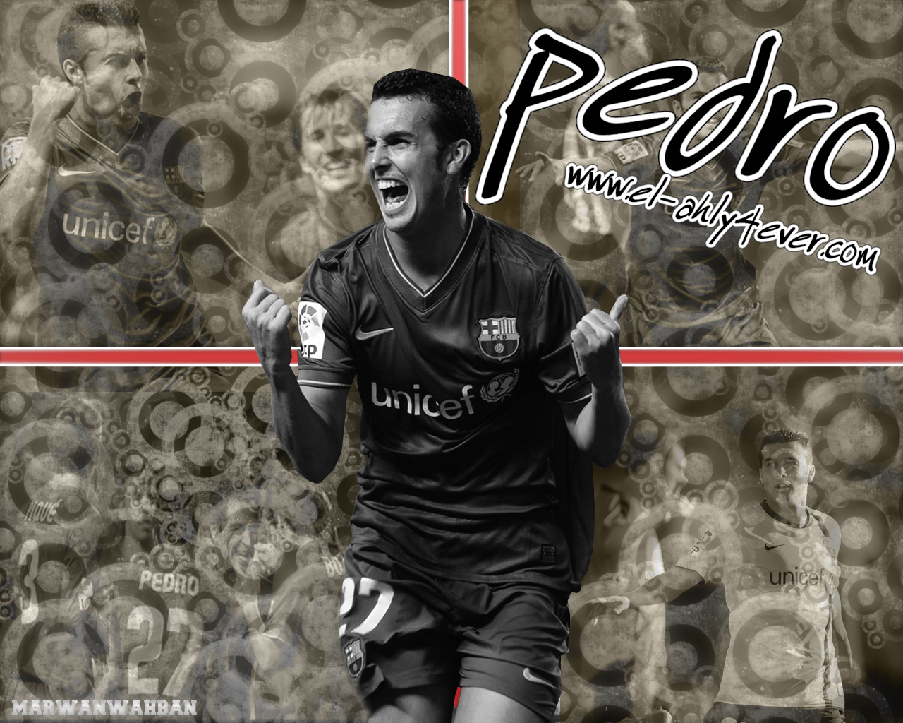 Pedro Football Wallpaper