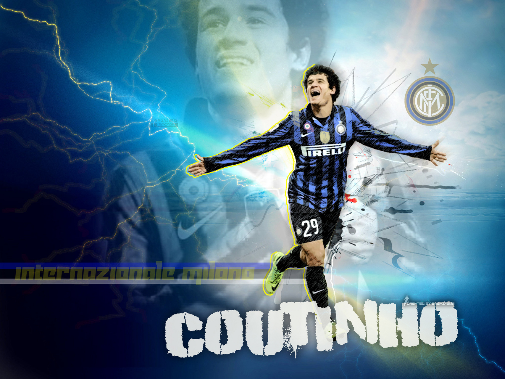 Philippe Coutinho Football Wallpaper, Backgrounds and Picture.