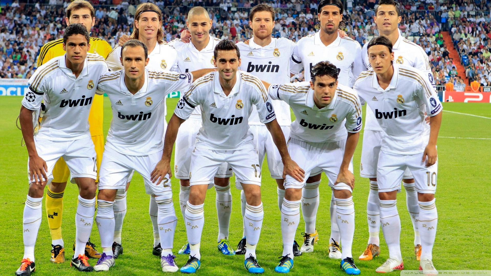 996401f15 Real Madrid Football Wallpaper