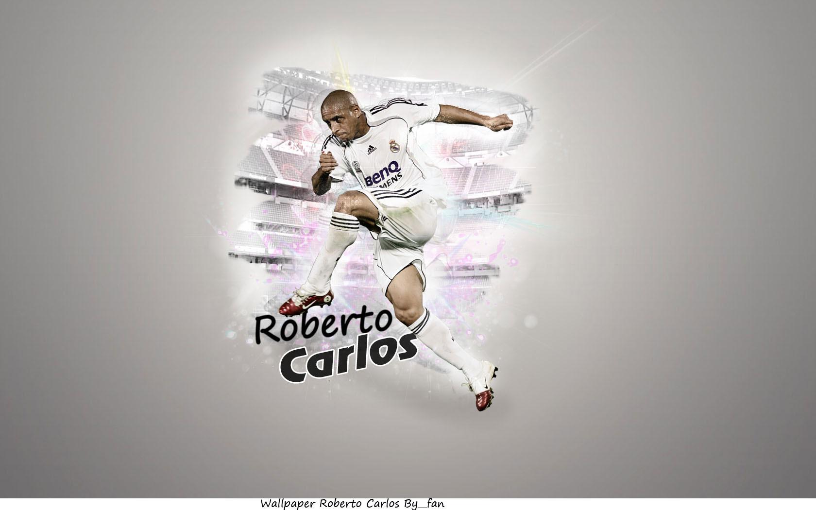 Roberto Carlos Football Wallpaper