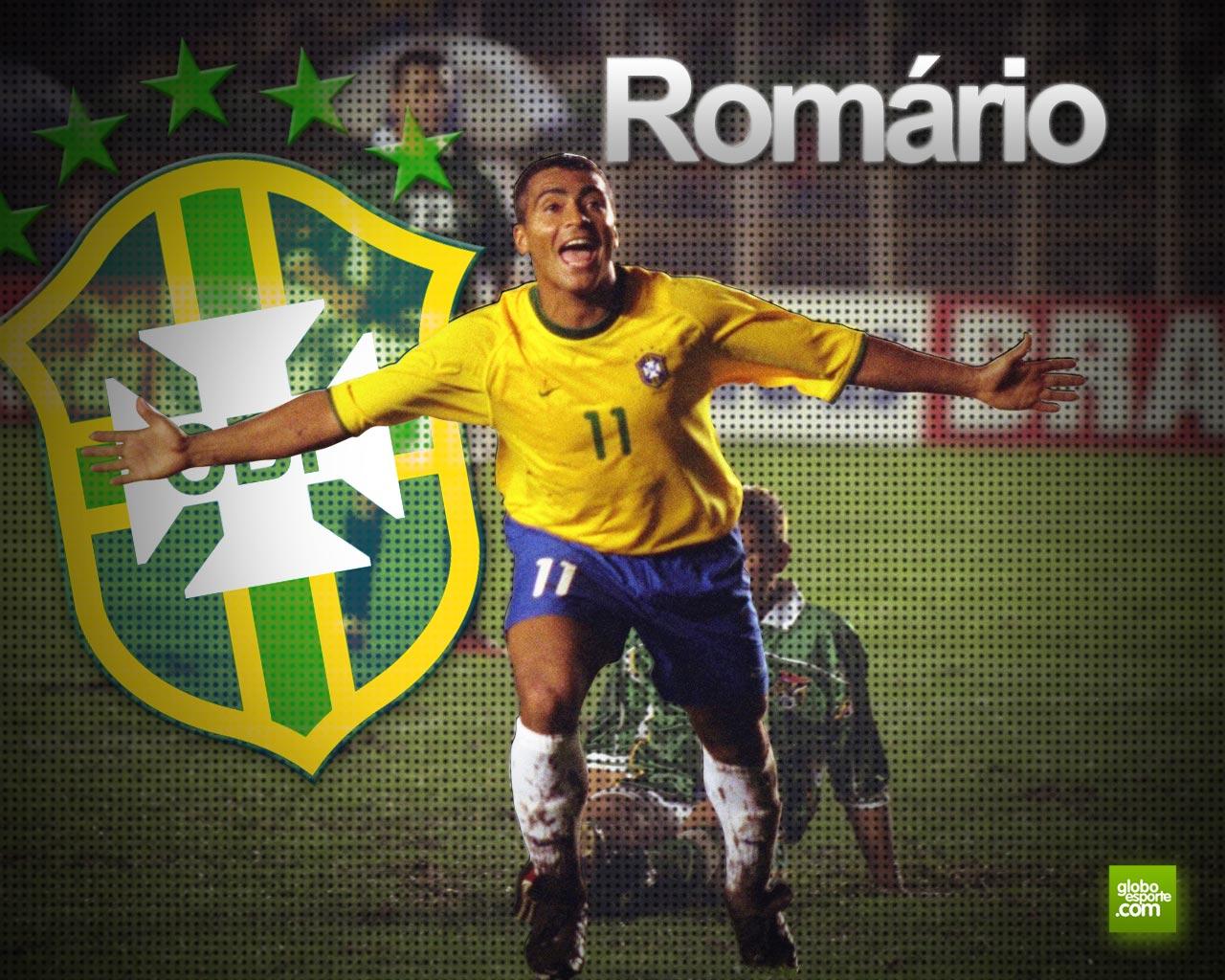 Romario Football Wallpaper
