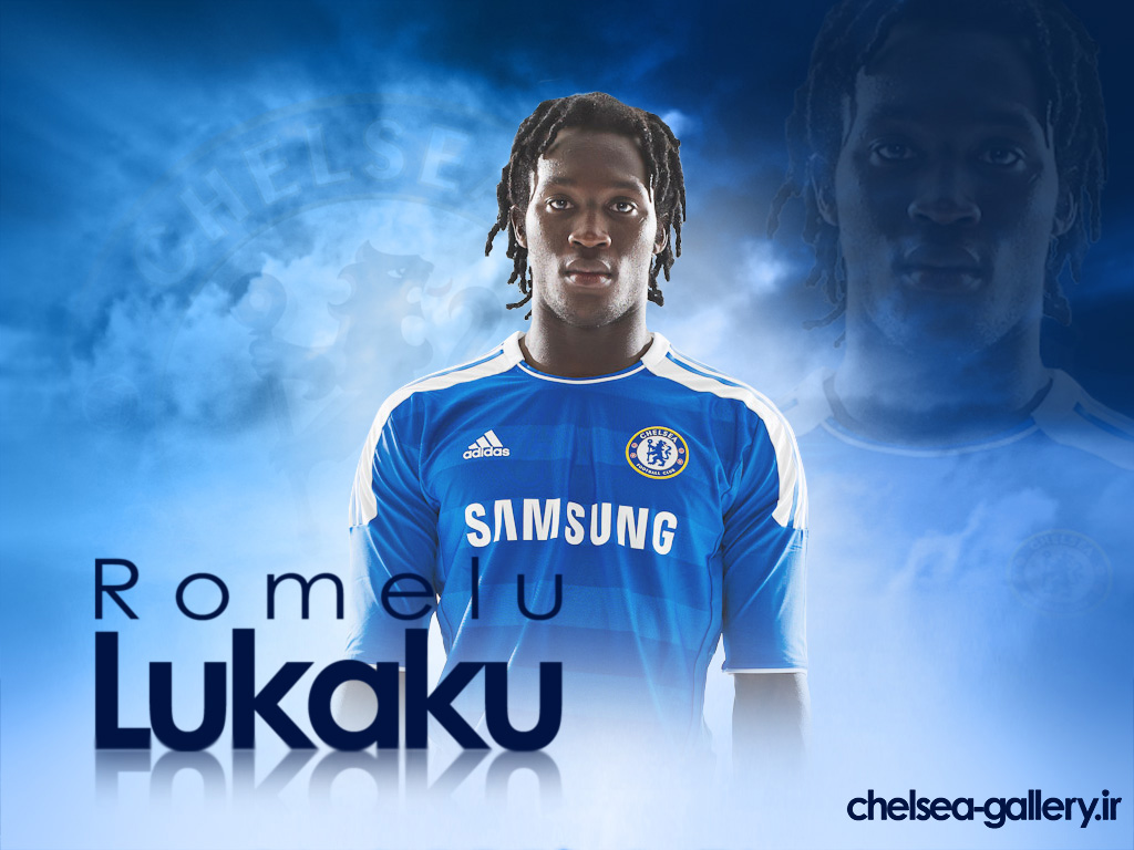 Romelu Lukaku Football Wallpaper