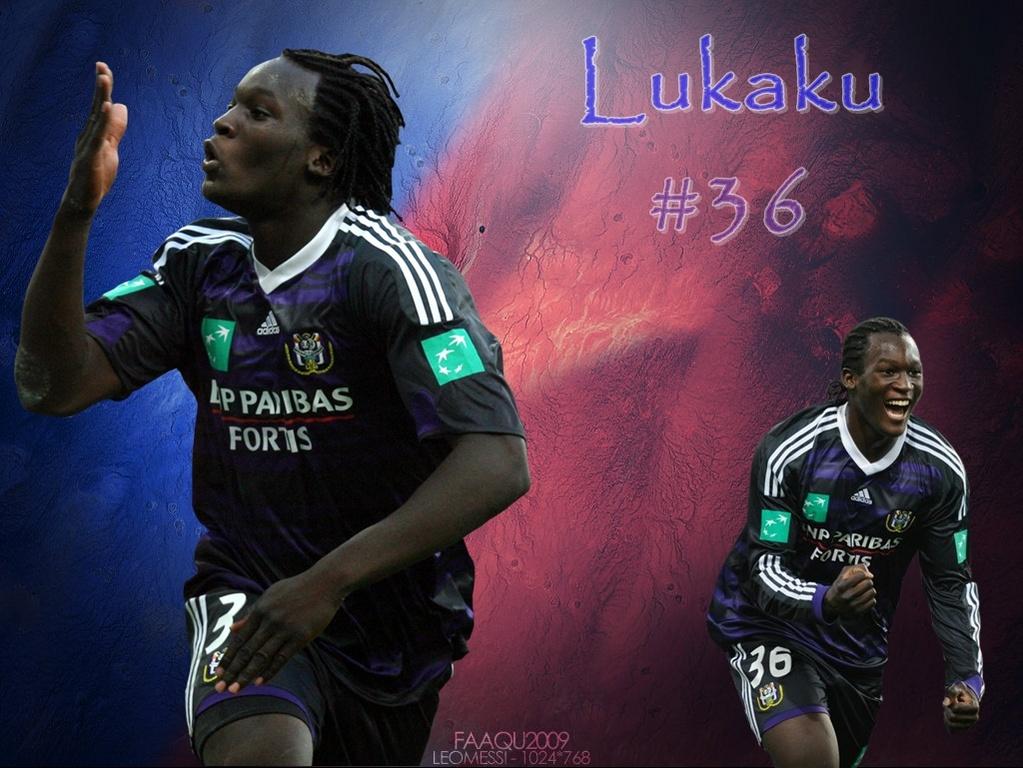 Romelu Lukaku Wallpaper