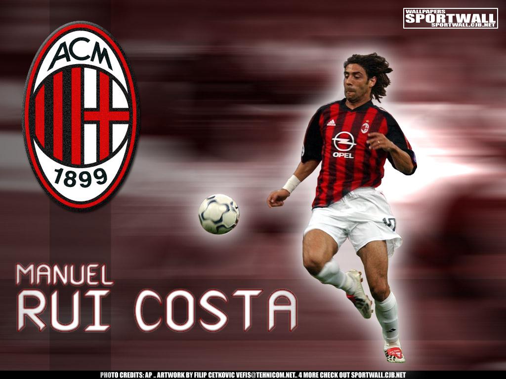 Rui Costa Football Wallpaper