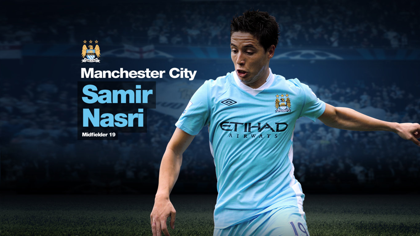 Samir Nasri Football Wallpaper