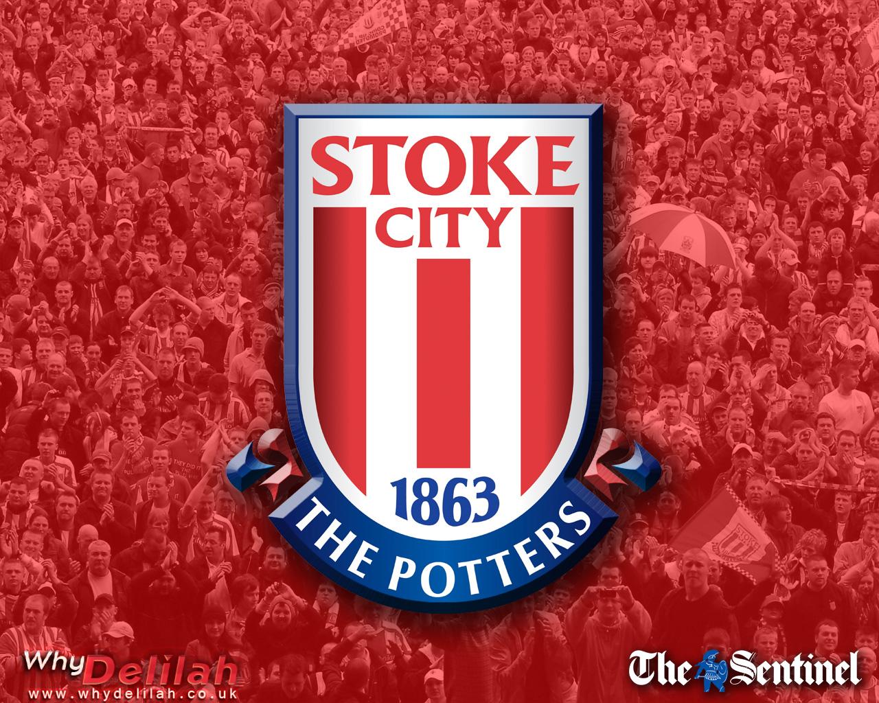 Stoke City Football Wallpaper