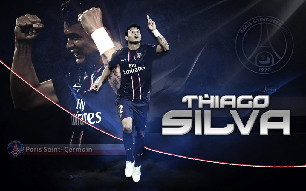 Thiago Silva Football Wallpaper