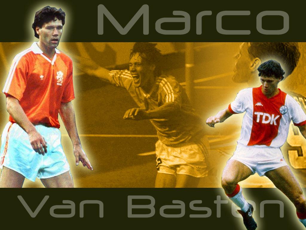 Marco van Basten Football Wallpaper
