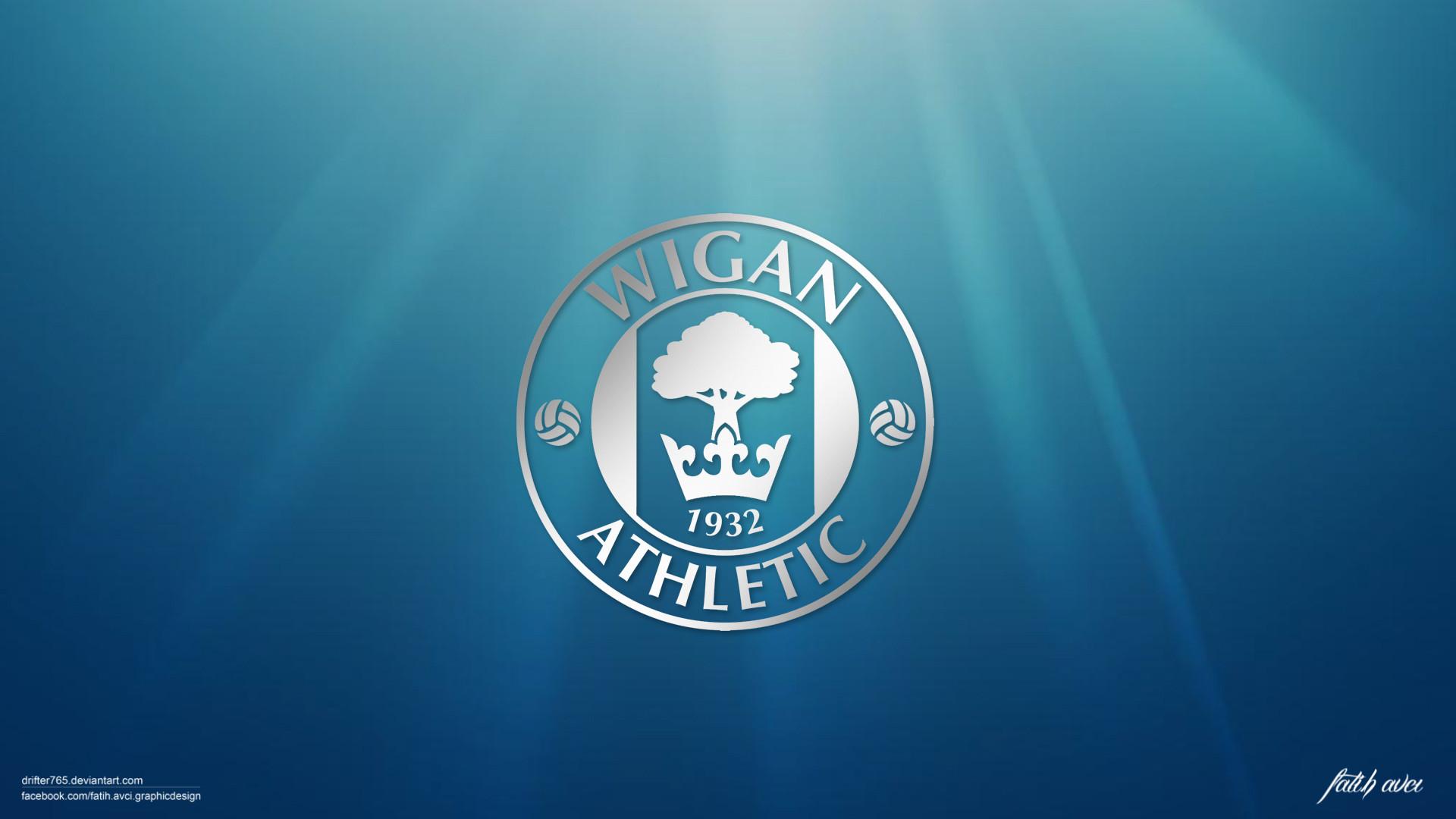 Wigan Athletic Football Wallpaper