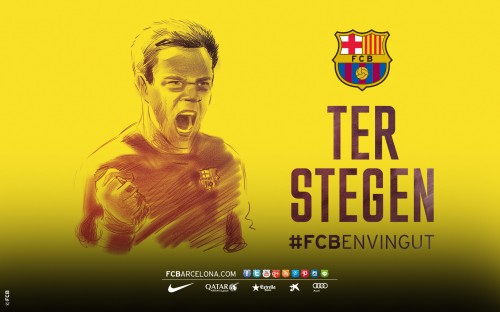 Marc Andre ter Stegen Wallpaper