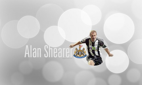 Alan Shearer Wallpaper