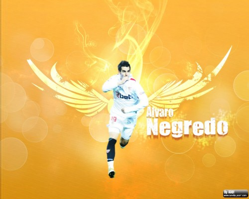Alvaro Negredo Wallpaper