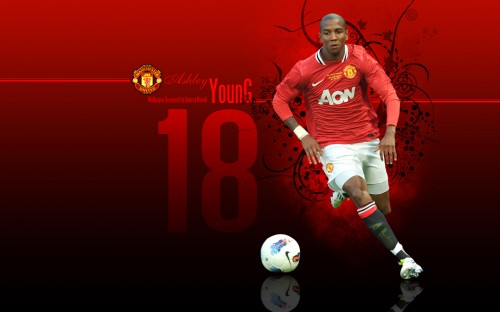 Ashley Young Wallpaper
