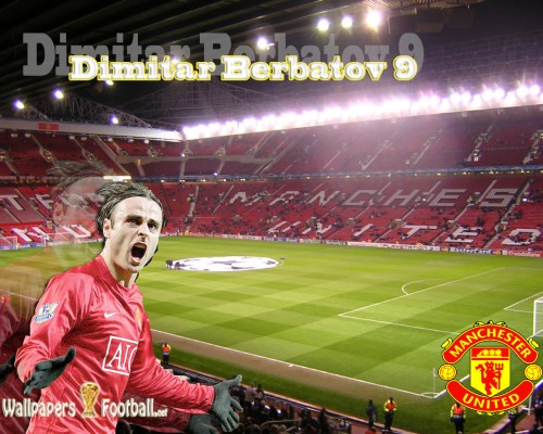 Dimitar Berbatov Wallpaper