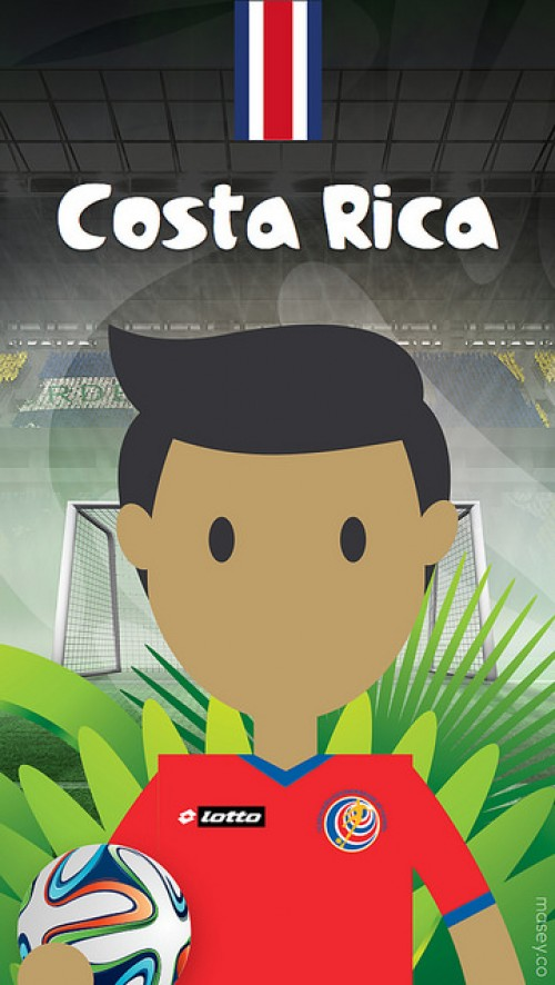 Costa Rica Wallpaper