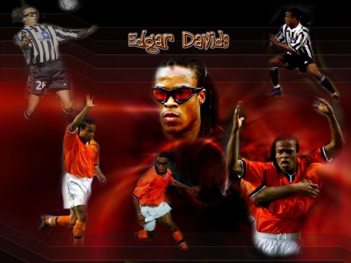 Edgar Davids Wallpaper