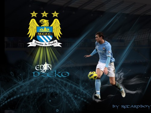 Edin Dzeko Wallpaper