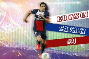 Edinson Cavani Football Wallpaper