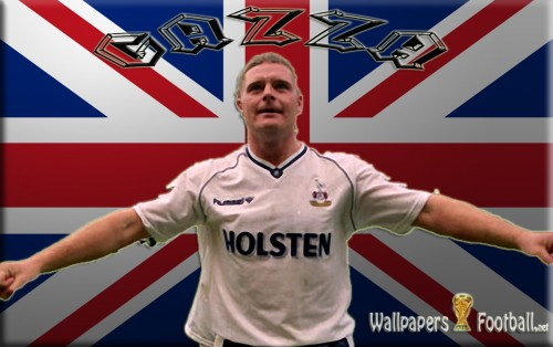 Paul Gascoigne Wallpaper