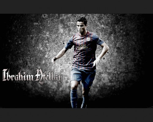 Ibrahim Afellay Wallpaper