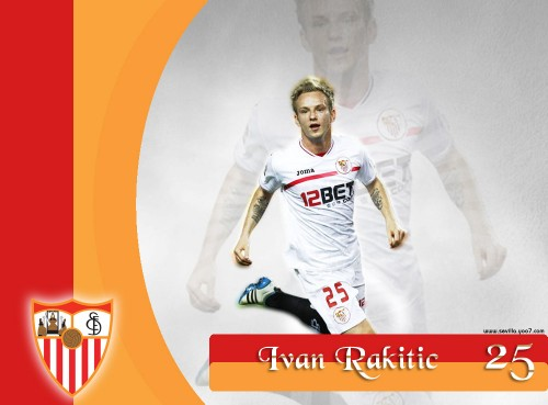 Ivan Rakitic Wallpaper