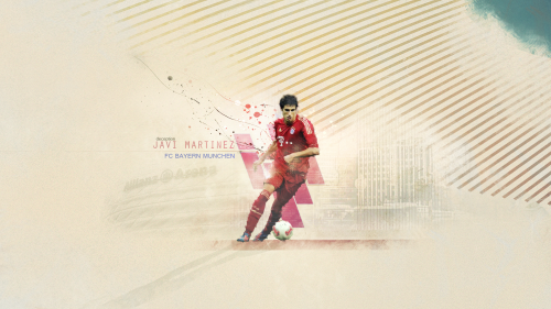 Javi Martinez Wallpaper
