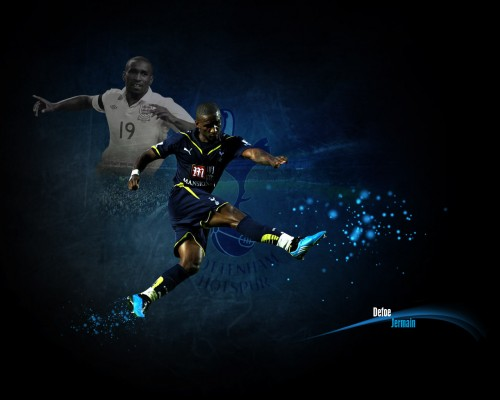 Jermain Defoe Wallpaper