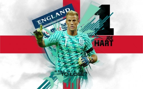 Joe Hart Wallpaper