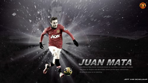 Juan Mata Wallpaper