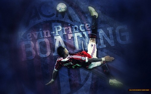 Kevin Prince Boateng Wallpaper