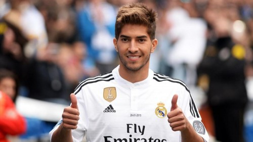 Lucas Silva Wallpaper